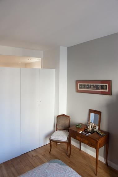 france, paris, appartement, architecte d'intérieur Sylvaine Salahub, AtelierSYB