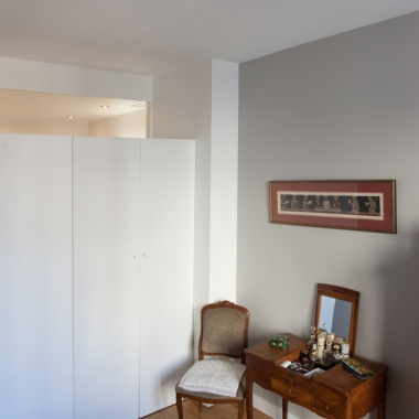 france, paris, appartement, architecte d'intérieur Sylvaine Salahub, AtelierSYB