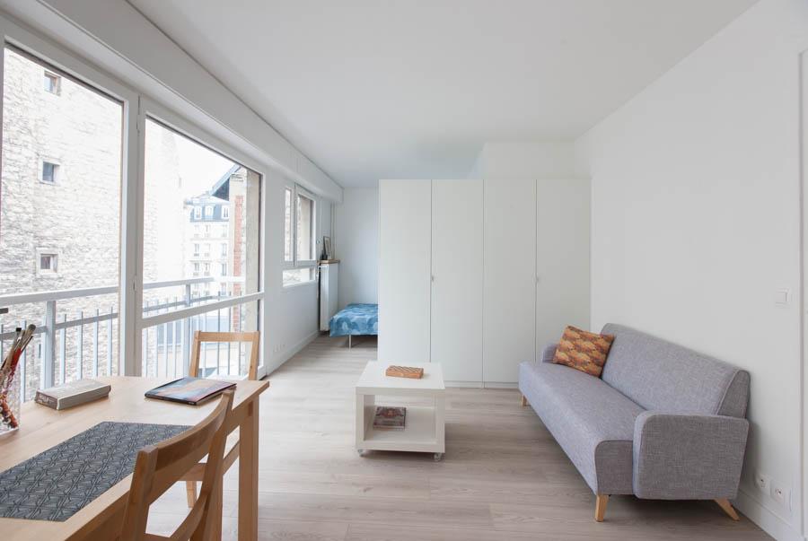 architecte interieur paris petite surface. Black Bedroom Furniture Sets. Home Design Ideas