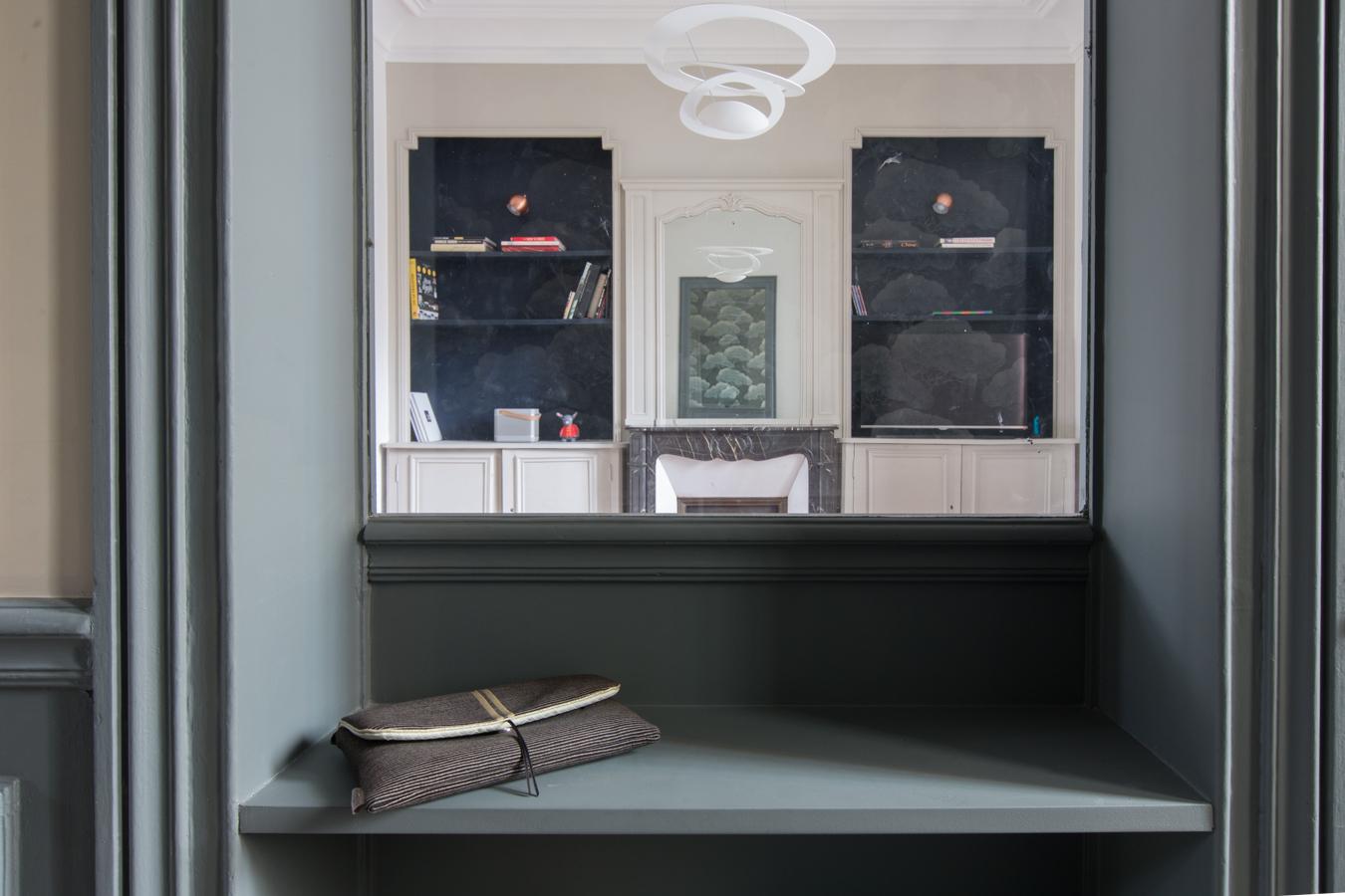Architecte Interieur Paris Petite Surface réveil d'une maison mansart – atelier syb